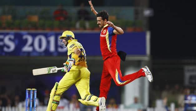 Chennai Super Kings vs Royal Challengers Bangalore  IPL 2015 Qualifier 2