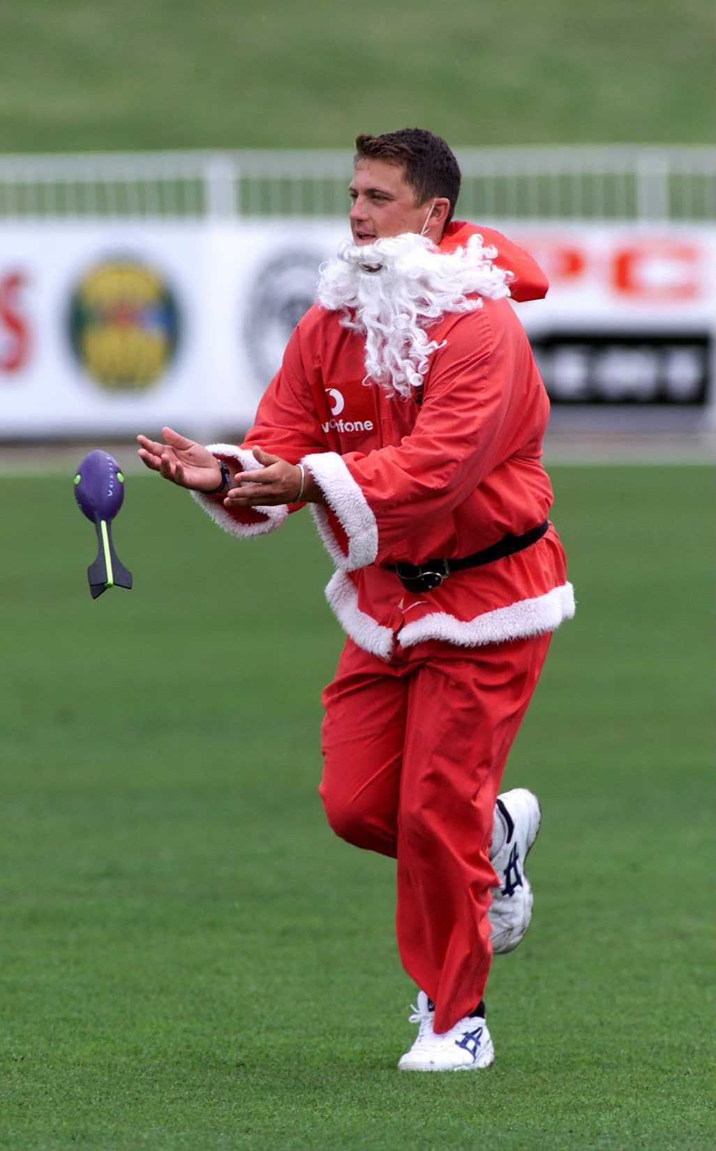 Cricketers Celebrating Christmas In Photos