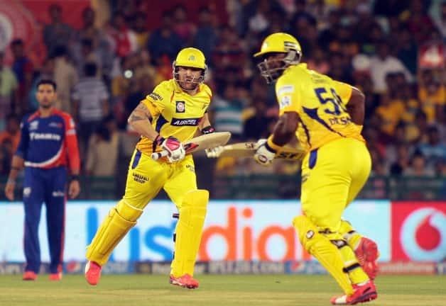 Delhi Daredevils vs Chennai Super Kings  IPL 2015  Match 49 at Raipur