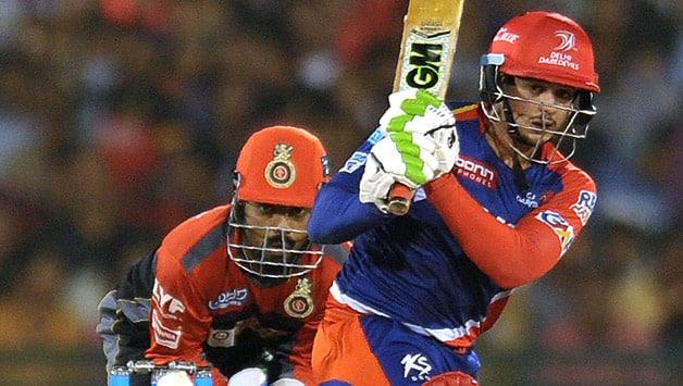 Delhi Daredevils vs Royal Challengers Bangalore  IPL 2016 Match 56 at Raipur