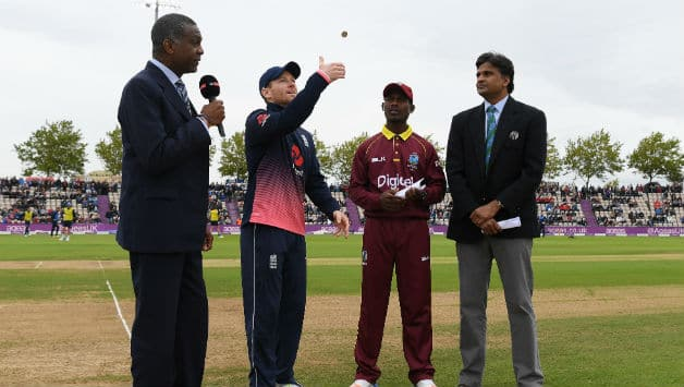 England vs West Indies  5th ODI