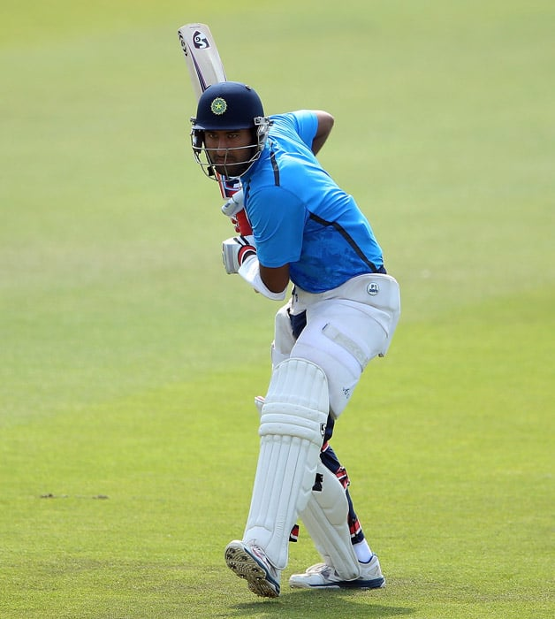 India  England training session for 3rd Test