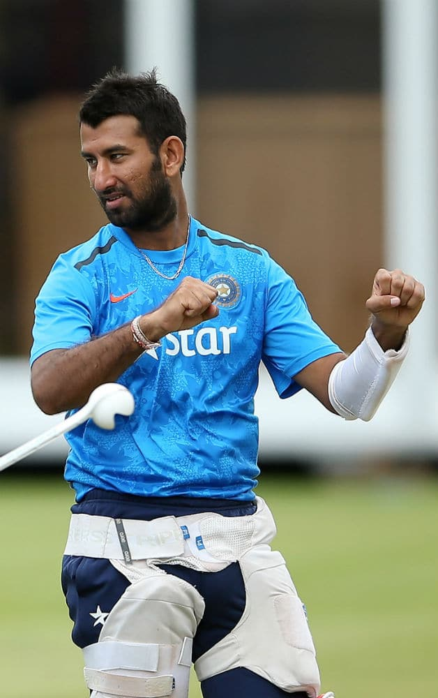 India Practice session ahead of 2nd Test against England at Lord's