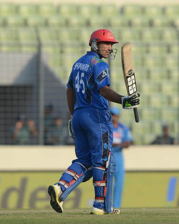 India vs Afghanistan  Asia Cup Match 9 at Mirpur