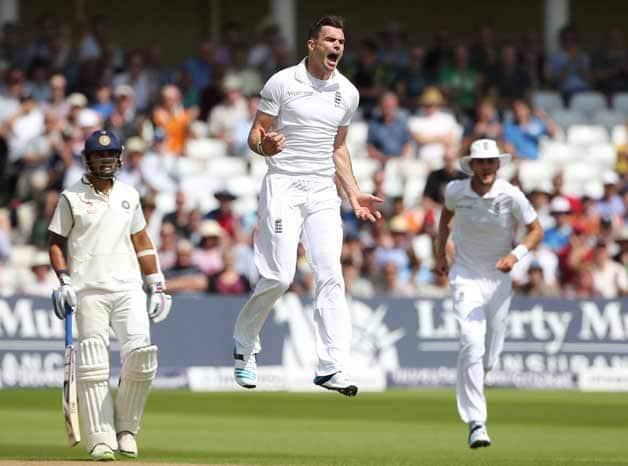 India vs England 1st Test at Trent Bridge