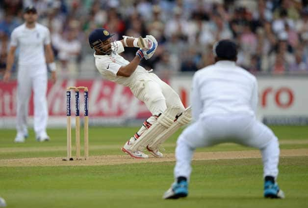 India vs England  4th Test at Manchester