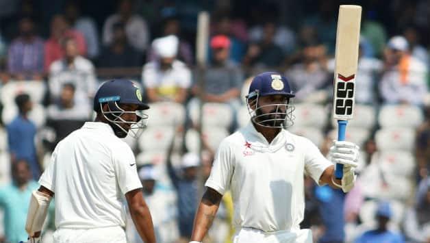 India vs England Test  Hyderabad
