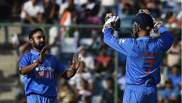 India vs New Zealand 2nd ODI at Delhi