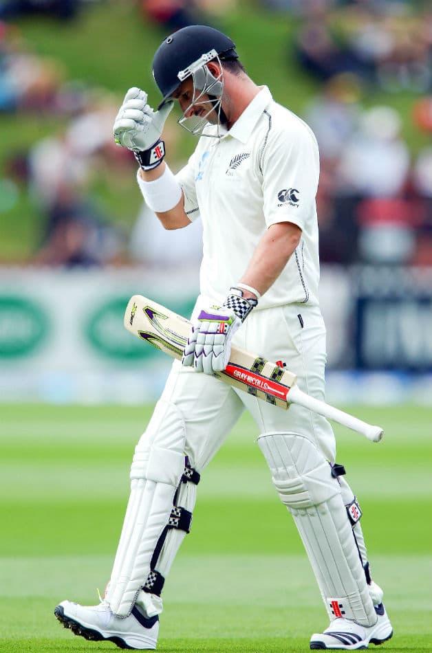 India vs New Zealand  2nd Test at Wellington