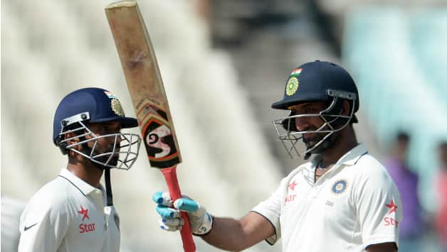 India vs New Zealand  2nd Test  Day 1