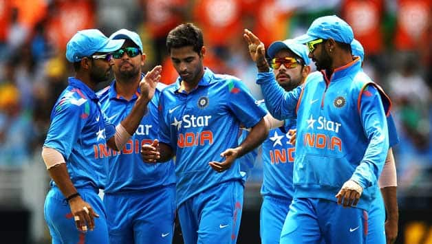 India vs New Zealand  3rd ODI at Auckland