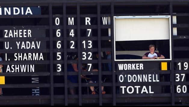 India vs New Zealand XI  warm up match at Whangarei