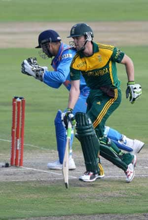 India vs South Africa  3rd ODI at Centurion