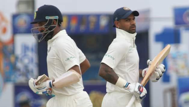 India vs Sri Lanka 2017  1st Test at Galle