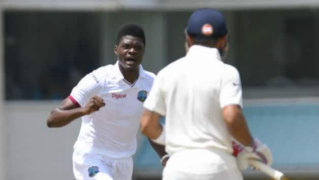 India vs West Indies  3rd Test  Day 1