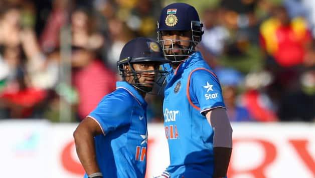 India vs Zimbabwe  1st ODI  Harare