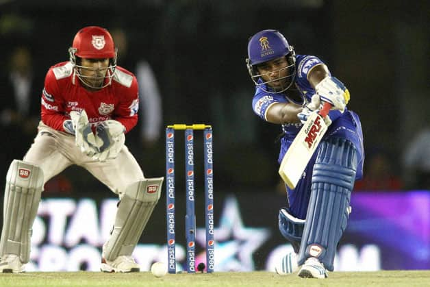 IPL 2014  Kings XI Punjab  KXIP  vs Rajasthan Royals  RR   Match 52 at Mohali