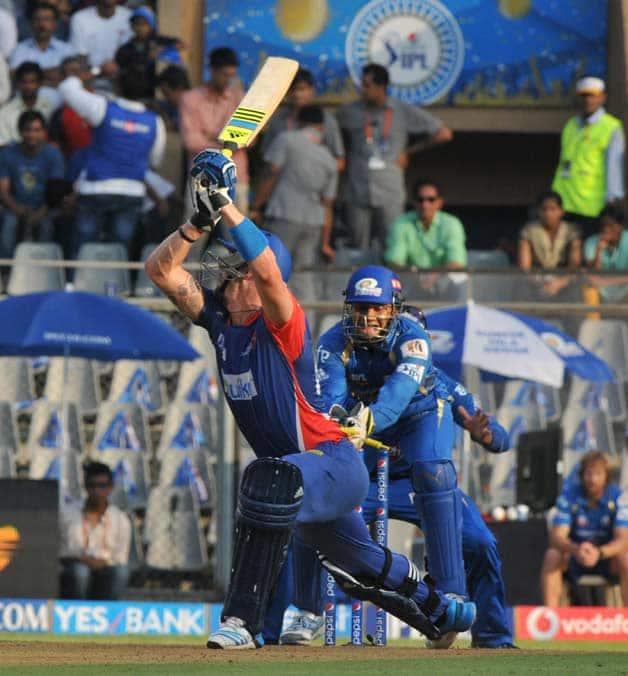 IPL 2014  Mumbai Indians  MI  vs Delhi Daredevils  DD   Match 51 at Mumbai