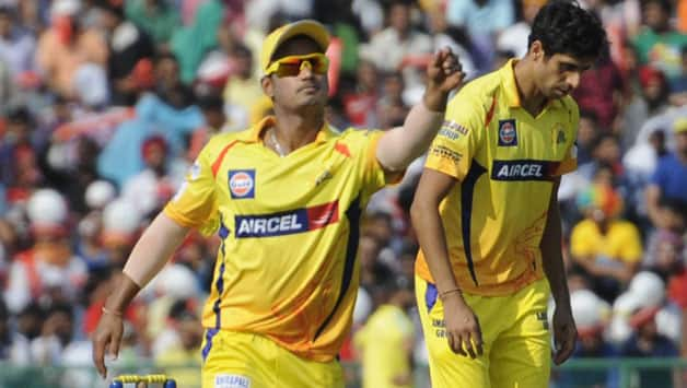 Kings XI Punjab vs Chennai Super Kings IPL 2015 Match 53 at Mohali