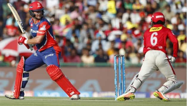 KXIP vs DD  IPL 2017  Match 36 at Mohali