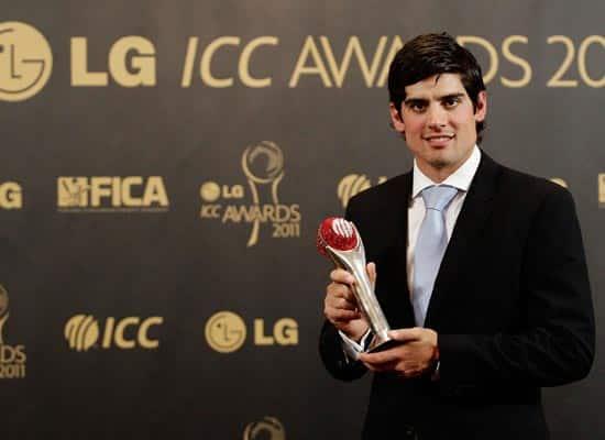 LG ICC Awards 2011  London   Sep 12  2011