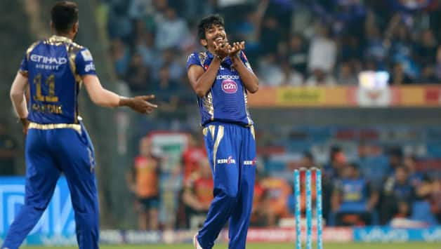 MI vs SRH IPL 2017  Match 10 at Mumbai