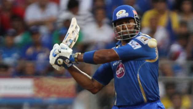 Mumbai Indians vs Royal Challengers Bangalore  IPL 2015 Match 46 at Mumbai
