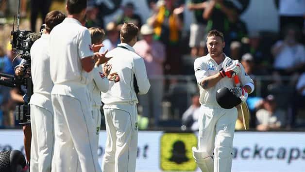 New Zealand vs Australia 2015 16  2nd Test at Christchurch
