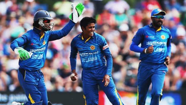 New Zealand vs Sri Lanka 2015 16  1st T20I at Mount Maunganui