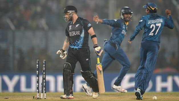New Zealand vs Sri Lanka  ICC World T20 2014 Super 10s Group 1