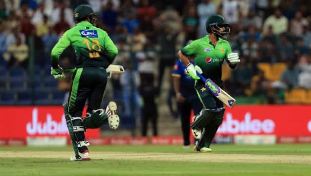 Pakistan vs Sri Lanka 2017 18  2nd T20I at Abu Dhabi