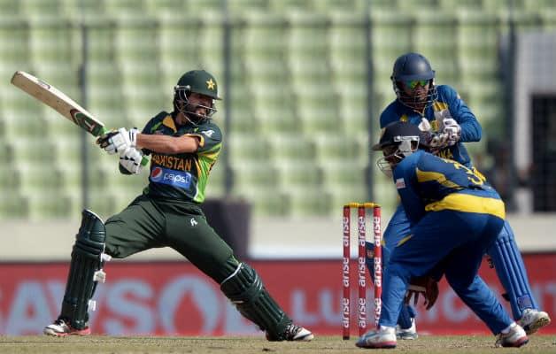 Pakistan vs Sri Lanka  Asia Cup 2014 final at Mirpur