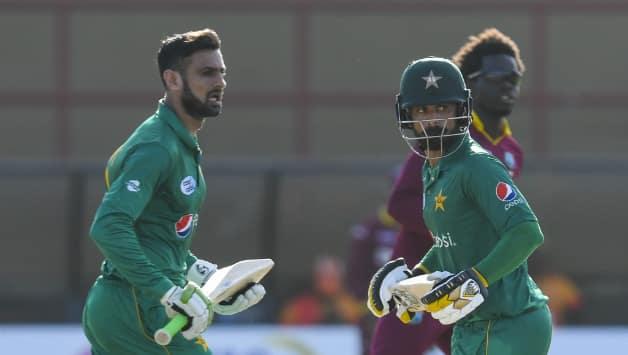 Pakistan vs West Indies 2017  3rd ODI at Guyana