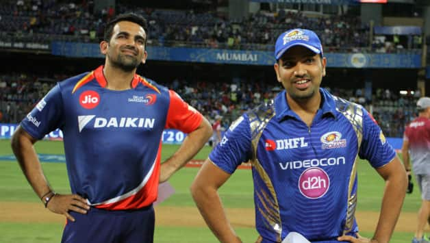 Photos  Mumbai Indians  MI  vs Delhi Daredevils  DD   IPL 2017  Match 25 at Mumbai