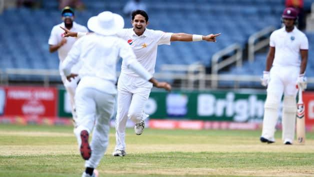 PHOTOS  Pakistan vs West Indies  1st Test  Kingston