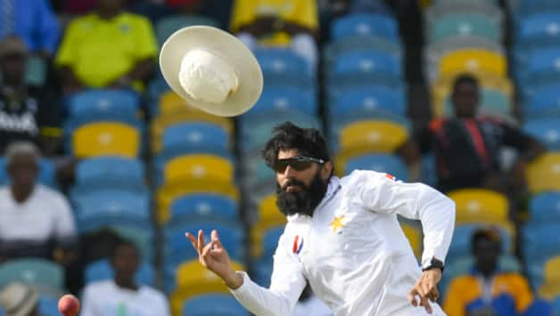Photos  Pakistan vs West Indies  2nd Test  Barbados