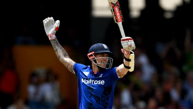 Photos  West Indies vs England  3rd ODI at Barbados