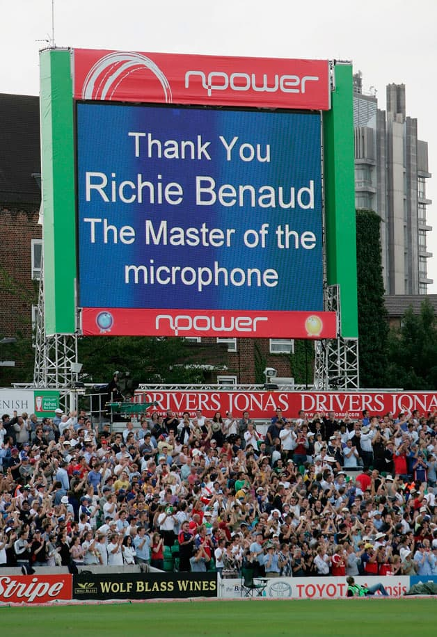 Richie Benaud  A life in photographs