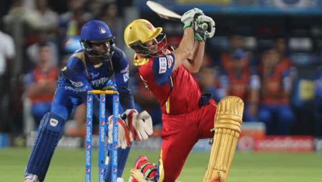 Royal Challengers Bangalore vs Rajasthan Royals  IPL 2015 eliminator at Pune