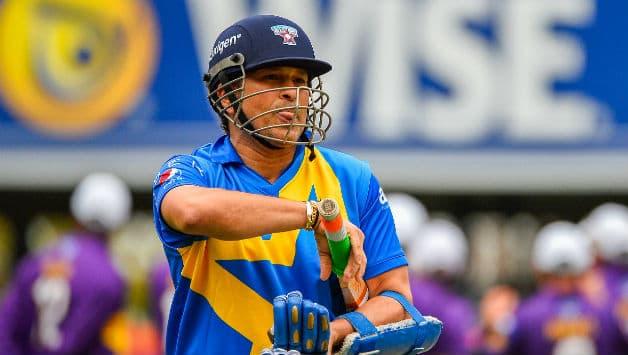 Sachin's Blasters vs Warne's Warriors  Cricket All Stars 2015  3rd T20 at Los Angeles