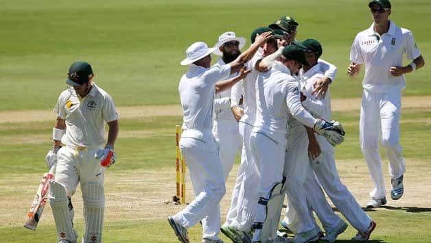 South Africa vs Australia  1st Test at Centurion