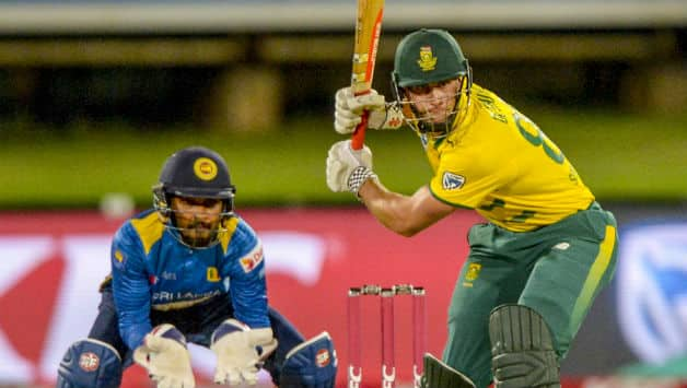 South Africa vs Sri Lanka 1st T20I at Centurion