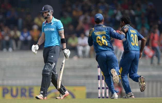 Sri Lanka vs England 4th ODI at Colombo