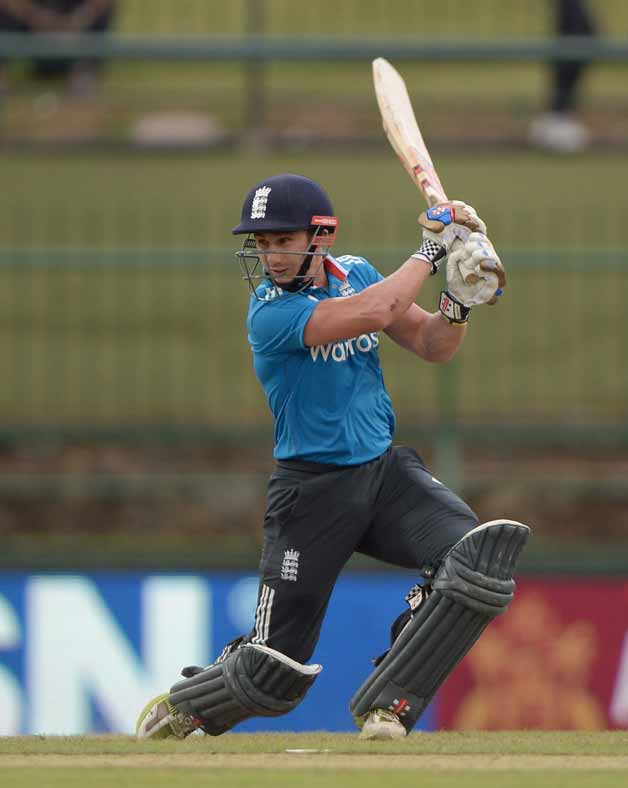 Sri Lanka vs England  5th ODI at Pallaklele