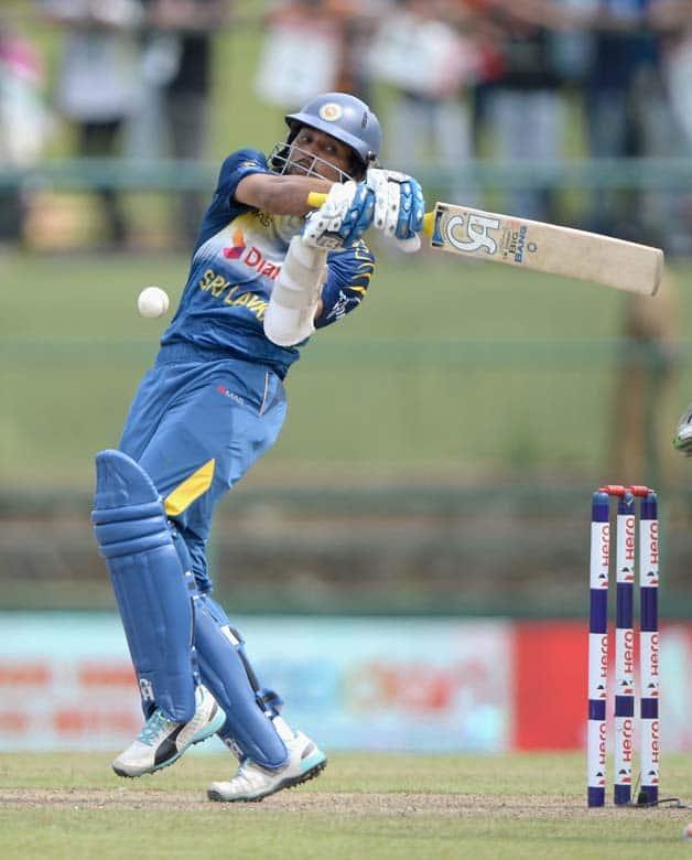 Sri Lanka vs England 2014 15  6th ODI at Pallekele