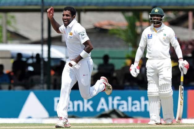 Sri Lanka vs Pakistan 2015  2nd Test at Colombo