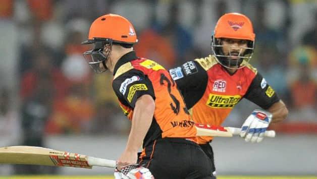Sunrisers Hyderabad vs Delhi Daredevils  Match 42  IPL 2016 at Hyderabad