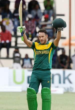Zimbabwe vs South Africa 6th ODI at Harare