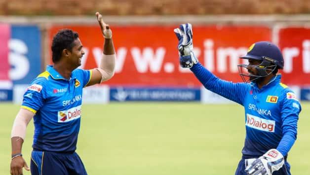 Zimbabwe vs Sri Lanka  Tri Nation Series Final