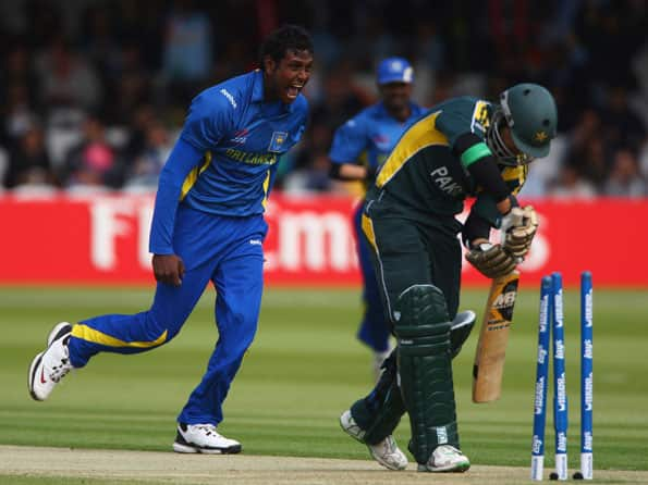 International cricketers like Angelo Matthews have been groomed at the grassroots level by coaches at school level in Sri Lanka who are the real custodians of the game © Getty Images